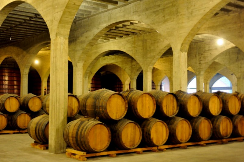 Jumilla wine route, Bodegas San Isidro