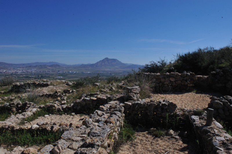 Coimbra del Barranco Ancho, an important Iberian archaeological site in Jumilla