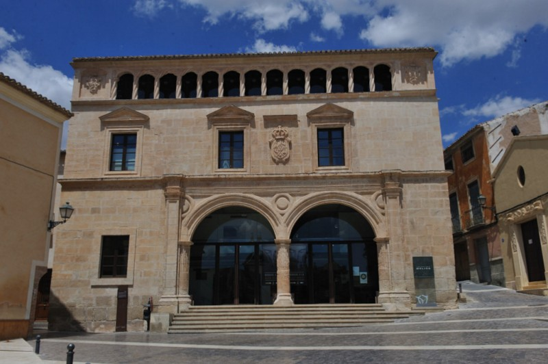 The Jerónimo Molina archaeological museum in Jumilla