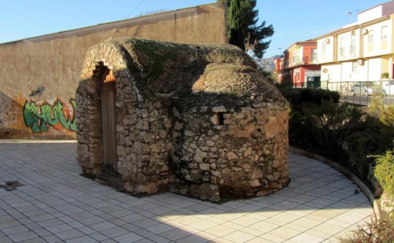 El Casón, a 1600-year-old Roman mausoleum in Jumilla