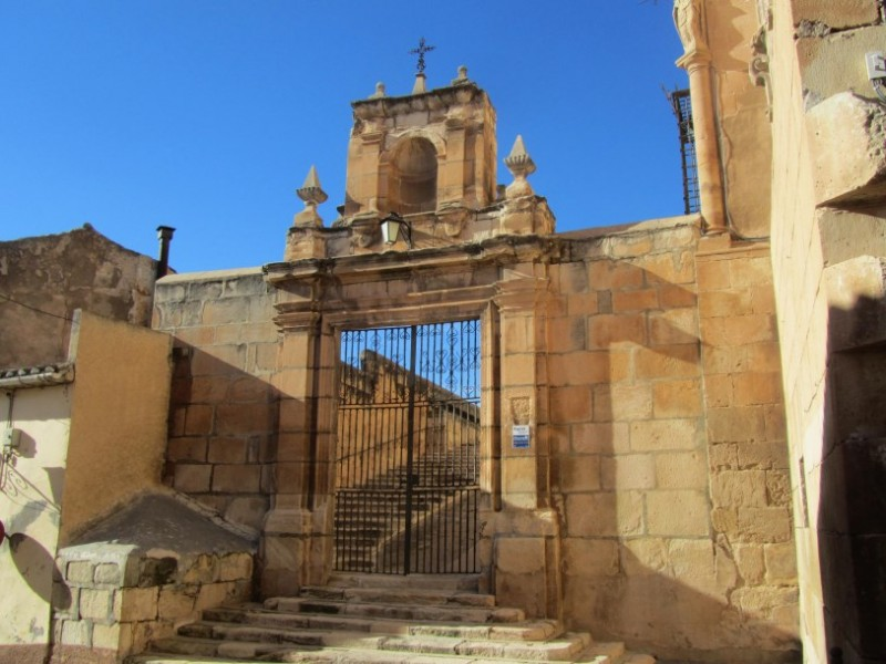 Iglesia Mayor de Santiago in Jumilla