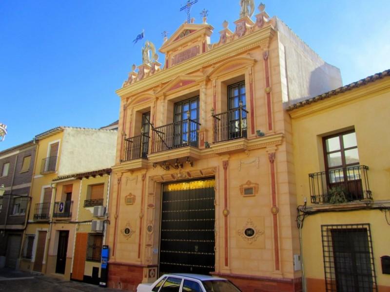 Museo Jesús Nazareno, Jumilla