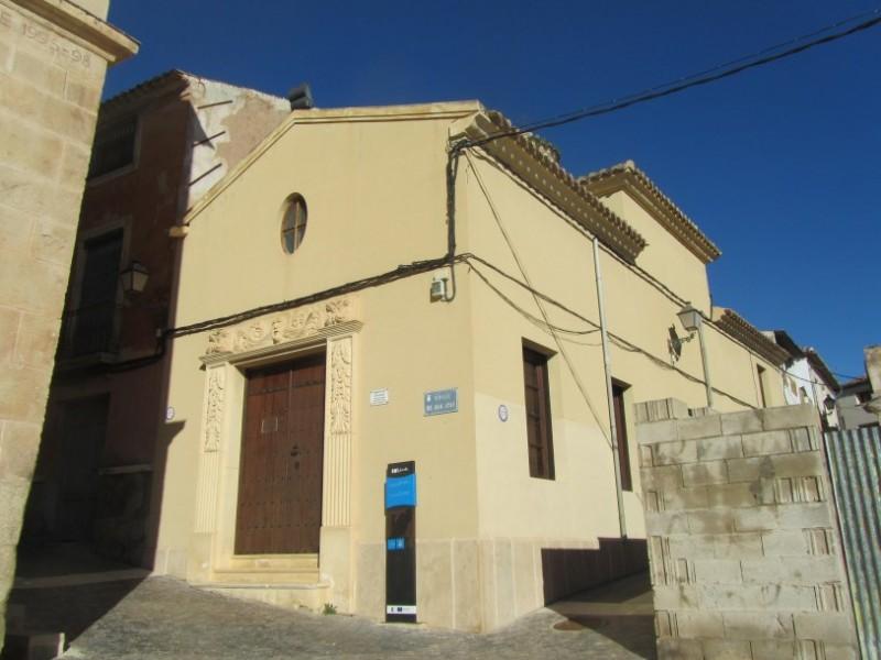 Iglesia de San José, Jumilla