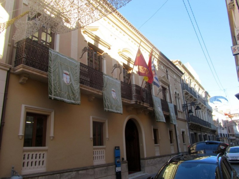 The Town Hall of Jumilla