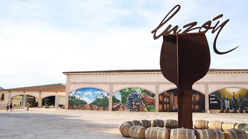 Jumilla wine route, Bodegas Luzón