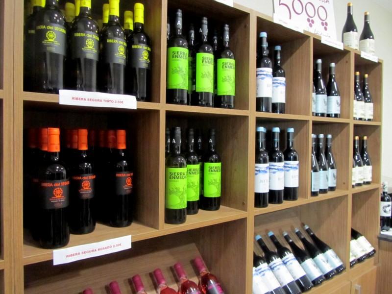 Jumilla wine route, Bodega Alceño