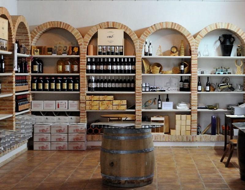 Jumilla wine route, Bodegas Viña Campanero