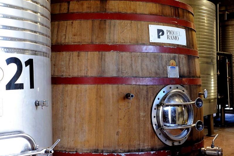 Jumilla wine route, Bodegas Pio del Ramo
