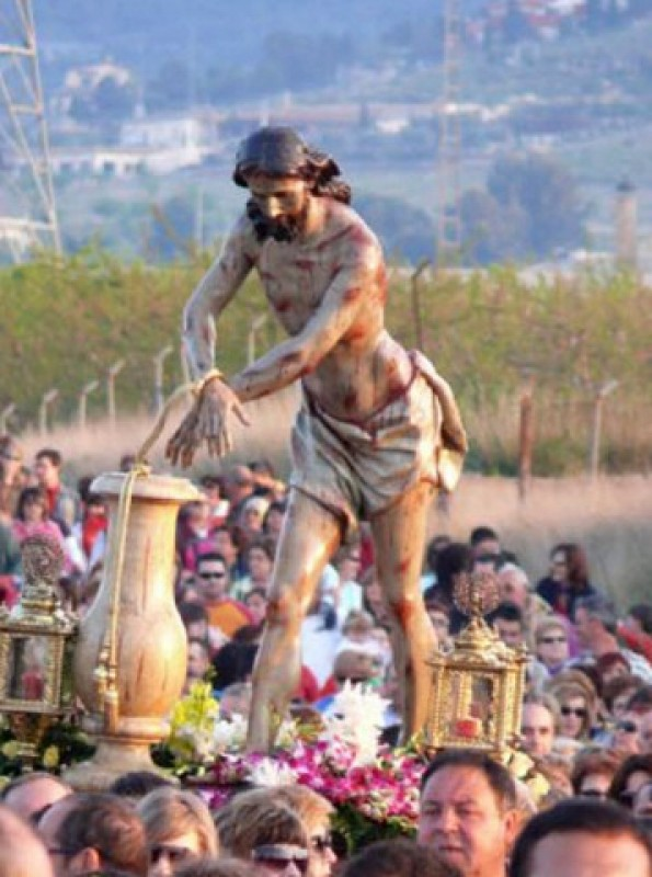 Romería del Cristo Amarrado Jumilla