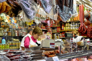 Murcia The Veronicas Market, a treasure trove of scents and colours