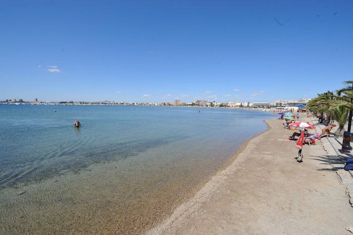 San Pedro del Pinatar beaches: Playa de la Mota