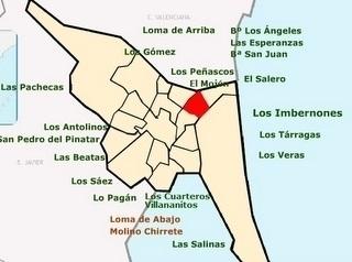 Los Imbernones, San Pedro del Pinatar