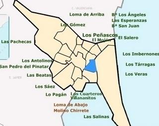 Los Peñascos, San Pedro del Pinatar