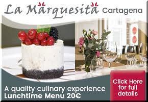 La Marquesita restaurant Cartagena