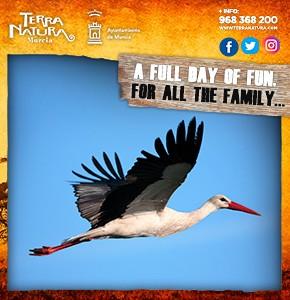 Terra Natura May Full day of fun 2020 Banner