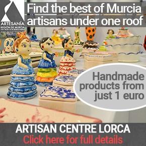 Artisan centre Lorca
