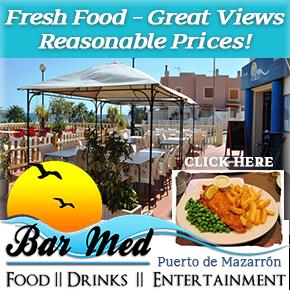 Bar Med Puerto de Mazarron