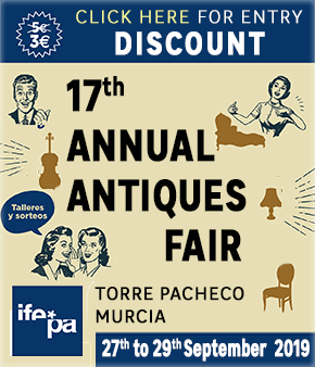 Antiques Fair 2019 IFEPA
