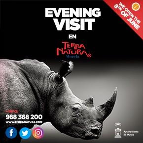 Terra Natura May Evening visits 2020 Banner2