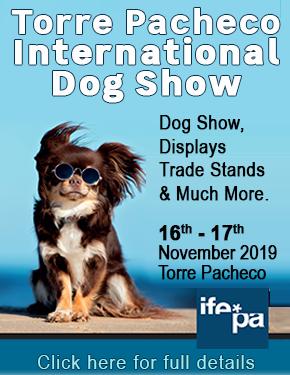 IFEPA Dog Show November 2019