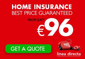 Linea Directa HOME INSURE News TOP OF PAGE