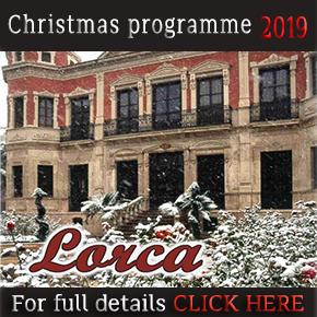 Lorca Xmas programme 2019
