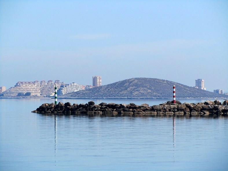 Islas Menores & Mar de Cristal